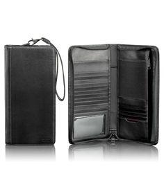 mmm nice wallet...Tumi Delta Zip Travel Case