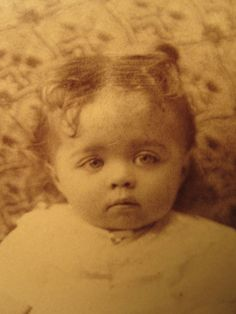 ANTIQUE VICTORIAN AFRICAN AMERICAN ANGEL MANCHESTER NH GIRL CABINET CARD PHOTO