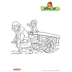 Haus Malen, Pinocchio, Pelz, Erinnerungen, Malen