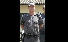 Com arsenal em casa, agente penitenciário em surto agride mulher e mata policial