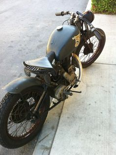 1946 Royal Enfield Bobber