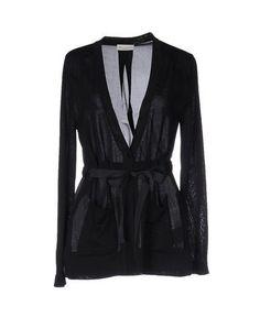 BRUNO MANETTI Women's Cardigan Black 10 US