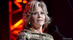 """Oh, Boo Hoo!!   Jane Fonda, 76, Faces Mortality With Tears - Fonda said she hopes that """"in a few decades I will be in the earth, fertilizing some of the very things I look at now and tear up over.""""  She's not the only one hoping this, but sooner than a few decades."""