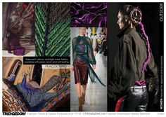 TRENDZOOM: Fashion Trend & Colour Forecast A/W 17-18 - Tendenze (#692486)