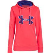 Under Armour Womens UA Big Logo Applique Hood. #UA #SVSports