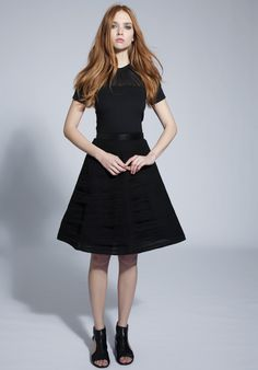 Spring / Summer 2013 Lookbook   Morgane Le Fay. Young Hermione on the first day of school.