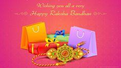 Raksha Bandhan Messages With Gifts