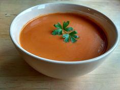 Rajčatovo-bramborová polévka Pudding, Desserts, Food, Tailgate Desserts, Deserts, Eten, Puddings, Postres, Dessert
