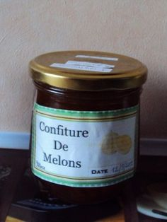 Confiture de Melon (recette corse) : Recette de Confiture de Melon (recette corse) - Marmiton