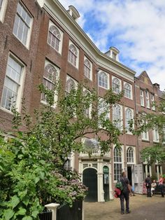 Also of interest is the 17th century schuilkerk, one of several hidden churches in Amsterdam. Find out more at:   http://mikestravelguide.com/things-to-do-in-amsterdam-visit-the-hidden-garden-of-the-begijnhof/