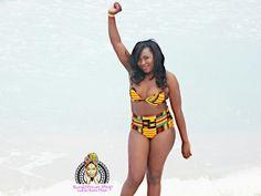 Bikini is available for sale. www.ruralafricanshop.com #africanfashion #africanjewelry #kentefabric #africanfabric #botswana