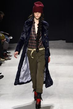 Band of Outsiders, Look #18