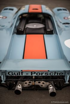 Iconic Racing Porsche Is Pure Happiness - Photography by Rémi Dargegen for Petrolicious