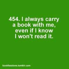 Bookworm Rule #1