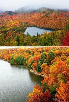 Autumn In Vermont. This has stolen my heart.
