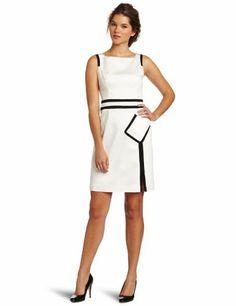 Anne Klein Women's Pocket A-line Dress, Ivory, 12 Anne Klein,http://www.amazon.com/dp/B007R1VUUO/ref=cm_sw_r_pi_dp_Bz-dsb057H3XBSPN