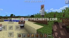 This is the 0.9.0 update for minecraft pe! They say it is coming out VERY soon!!!...
