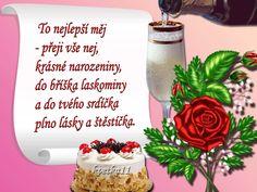 Přání k narozeninám « Rubrika | Blog u Květky Slogan