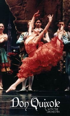 Pittsburgh Ballet Theatre's production of Don Quixote