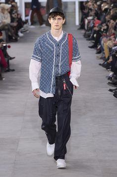Louis Vuitton x Supreme Fall 2017 Collaboration - Fashionista Mens Fashion  Week, Aw17, Louis 7a50af01b70