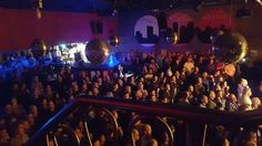 A very packed Tivoli Venue Buckley www.tivolivenue.com