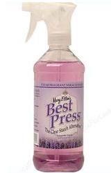 Best spray starch.
