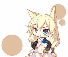 Haz clic para ver la publicacion y los comentarios Cool Anime Girl, Kawaii Anime Girl, Cartoon Sketches, Cartoon Pics, Rwby Characters, Anime Gifts, Fox Girl, Girls Frontline, Anime Neko