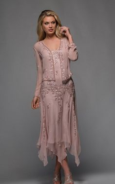 buy Hot Pink Mother Of The Bride Tea Length Dresses Plus Size Chiffon 2017 Formal Groom Mother Outfits For Wedding Party