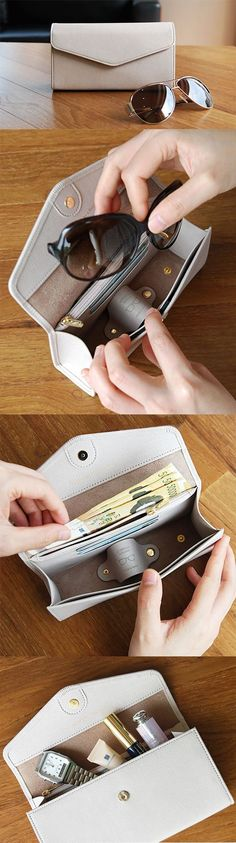 All kinds of wallets