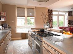 Interior Design Kitchen, Interior Design Living Room, Living Room Decor, Bedroom Decor, Wooden Kitchen, Kitchen Decor, Home Furniture, Sweet Home, Kitchens
