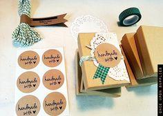 Kraft Paper Gift Wrap images