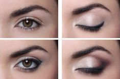 Natural Eye Makeup Tutorial For Brown Eyes