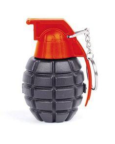 Kikkerland CD06 Grenade Screwdriver Set