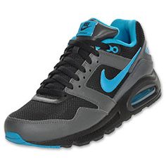 Don't get caught without your pair of Nike Air Max Navigates. Features a mesh and leather upper for lightweight comfort and a Max Air unit for maxi