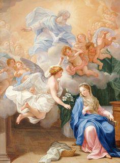 #mary #holytrinity