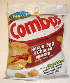 Strange Snack Foods: 10 Snack Foods That Have Gone Too Far Bacon Egg And Cheese, Nacho Cheese, Combos Snacks, Potato Snacks, Cookie Flavors, Weird Food, New Flavour, Oreo Cookies, True Crime
