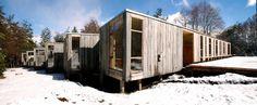 Lodge La Baita / Gubbins Arquitectos, Polidura + Talhouk Arquitectos
