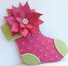 Just A Thought... Cards by Amy: The Pals Paper Arts Christmas Stocking