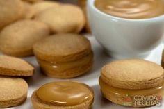 Receita de Biscoitinho bem casado diet em receitas de biscoitos e bolachas, veja essa e outras receitas aqui!