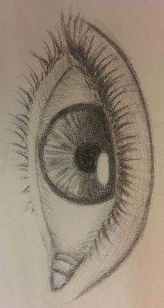 Art Sketchbook Inspiration Pencil – Art World 20 Art Drawings Sketches Simple, Pencil Art Drawings, Easy Drawings, Art Sketches, Beautiful Drawings, Sketches Of Eyes, Animal Drawings, Easy Realistic Drawings, Easy People Drawings
