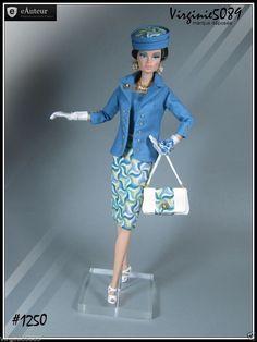 Tenue Outfit Accessoires Pour Fashion Royalty Barbie Silkstone Vintage 1250 | eBay