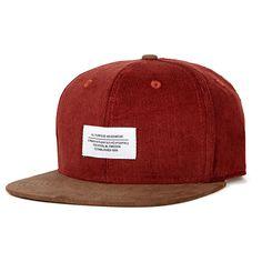 WESC BC Strapback Hat