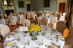 The dining room - courtesy of Q Photography