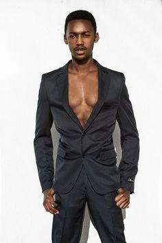 My Booker Management Agency - David Mahinda - model and talent portfolios High Fashion, Mens Fashion, Male Models, Management, Jumpsuit, David, Suits, Board, Moda Masculina