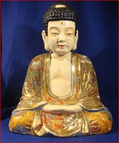 Bouddha porcelaine