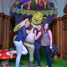 Shreks Adventure LA