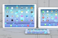 12.9 inch iPad Pro could hit the shelves in late 2015