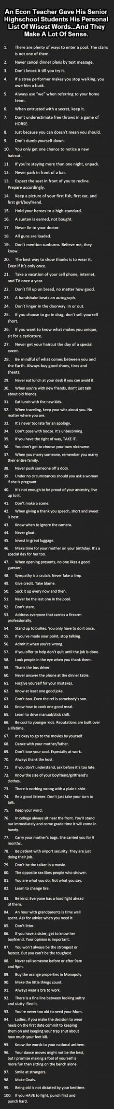 Wise words | DailyFailCenter