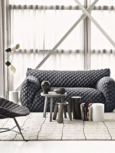 NUVOLA 10 #sofa by Gervasoni | #design Paola Navone @gervasoni1882