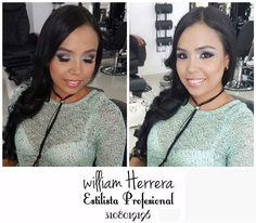 ¡Maquillajes para todas las ocasiones, en todas las tonalidades para que tu look se complemente de la mejor manera <3 Aquí te espero 3108019196 ¡William Herrera, Estilista Profesional! #MakeUp #Maquillaje #Belleza #MAC #CaliCo #Cali #Colombia #CaliEsCali #Hermosas #Recogidos #Pro